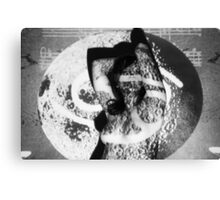 nude projection Canvas Print