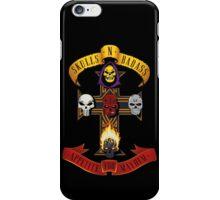 Skulls & Badass iPhone Case/Skin