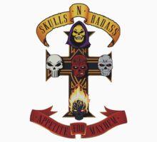 Skulls & Badass Kids Clothes