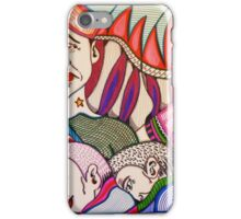two virgins in hell iPhone Case/Skin