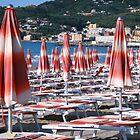 Awaiting the rush Diano Marina Italy by Paul Pasco