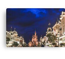 Magic Kingdom Canvas Print