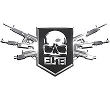 Elite Guns Photographic Print