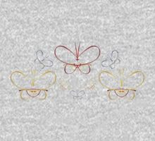 Butterfly Migration Kids Clothes