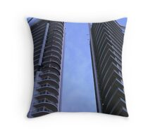 Beirut High Rise Throw Pillow