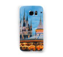 Carousel & Castle Samsung Galaxy Case/Skin