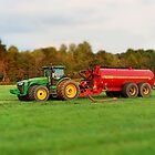 Colorful Agriculture by Rodney Lee Williams