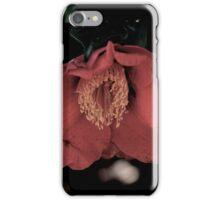 Flower in Swan Lake Iris Gardens Sumter SC iPhone Case/Skin