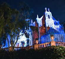 Haunted Mansion by seira77
