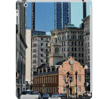 Old Statehouse Revisited iPad Case/Skin