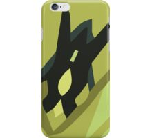 Hands up! iPhone Case/Skin