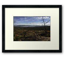 Grampians Series #5 Framed Print