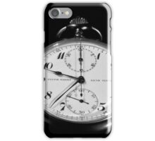 Study #13 - Chronograph iPhone Case/Skin