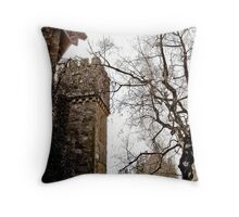 Gothic Revival  Throw Pillow