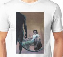 Wolvy and Nightcrawler Unisex T-Shirt