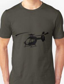 EC-135 Helicopter Design T-Shirt