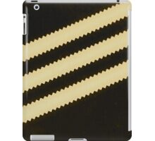 Adidas Black Stripe  iPad Case/Skin