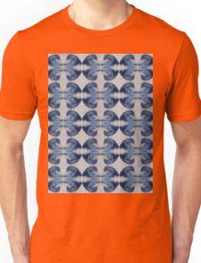 Bluebottle motif Unisex T-Shirt