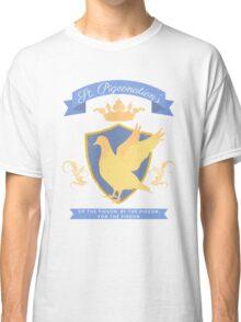 St. Pigeonation's Institute Classic T-Shirt