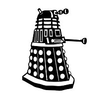 Dalek - Doctor Who Photographic Print