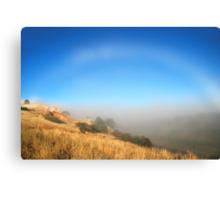 The Fog Bow Canvas Print