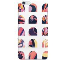 Pattern domes iPhone Case/Skin