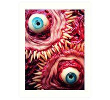 tooth beast Art Print
