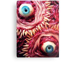 tooth beast Metal Print