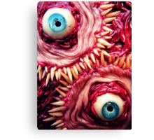 tooth beast Canvas Print