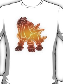 Aurius & Enchantus 244 Entei T-Shirt