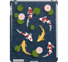 Japanese Koi Fish Pond iPad Case/Skin