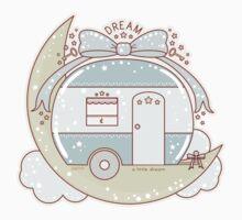 Dream Vintage Camper Trailer Kids Clothes