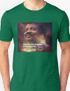 Black Science Man T-Shirt