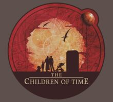 The Children of Time - 2015 Circular by ifourdezign
