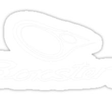 Porsche Boxster S 986 Light Icon Sticker