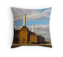 Power Station 2 Throw Pillow