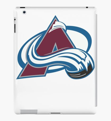 Colorado Avalanche iPad Case/Skin