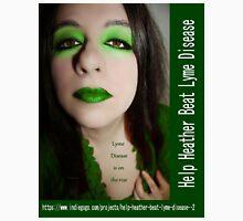 Help Heather beat Lyme Disease T-Shirt