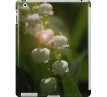 Lily Of The Valley Flowers iPad Case/Skin
