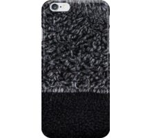 fleece fluff iPhone Case/Skin