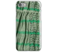 scarf two iPhone Case/Skin