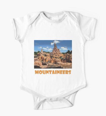 "Big Thunder Mountain Disney World ""Mountaineers"" One Piece - Short Sleeve"