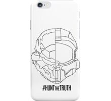 HuntTheTruth - Locke/Master Chief iPhone Case/Skin