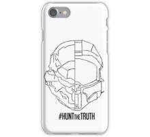 HuntTheTruth - Locke/Master Chief iPhone Case/Skin