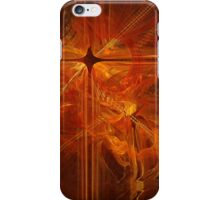 Revelation in fire iPhone Case/Skin