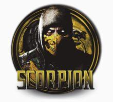 MKX - Scorpion Kids Clothes