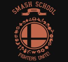 Smash School United (Orange) by Nguyen013