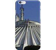 "Space Mountain Disney World ""Mountaineers"" iPhone Case/Skin"