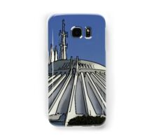 "Space Mountain Disney World ""Mountaineers"" Samsung Galaxy Case/Skin"