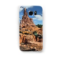 "Big Thunder Mountain Disney World ""Mountaineers"" Samsung Galaxy Case/Skin"